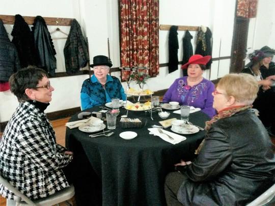 Vintage Guests