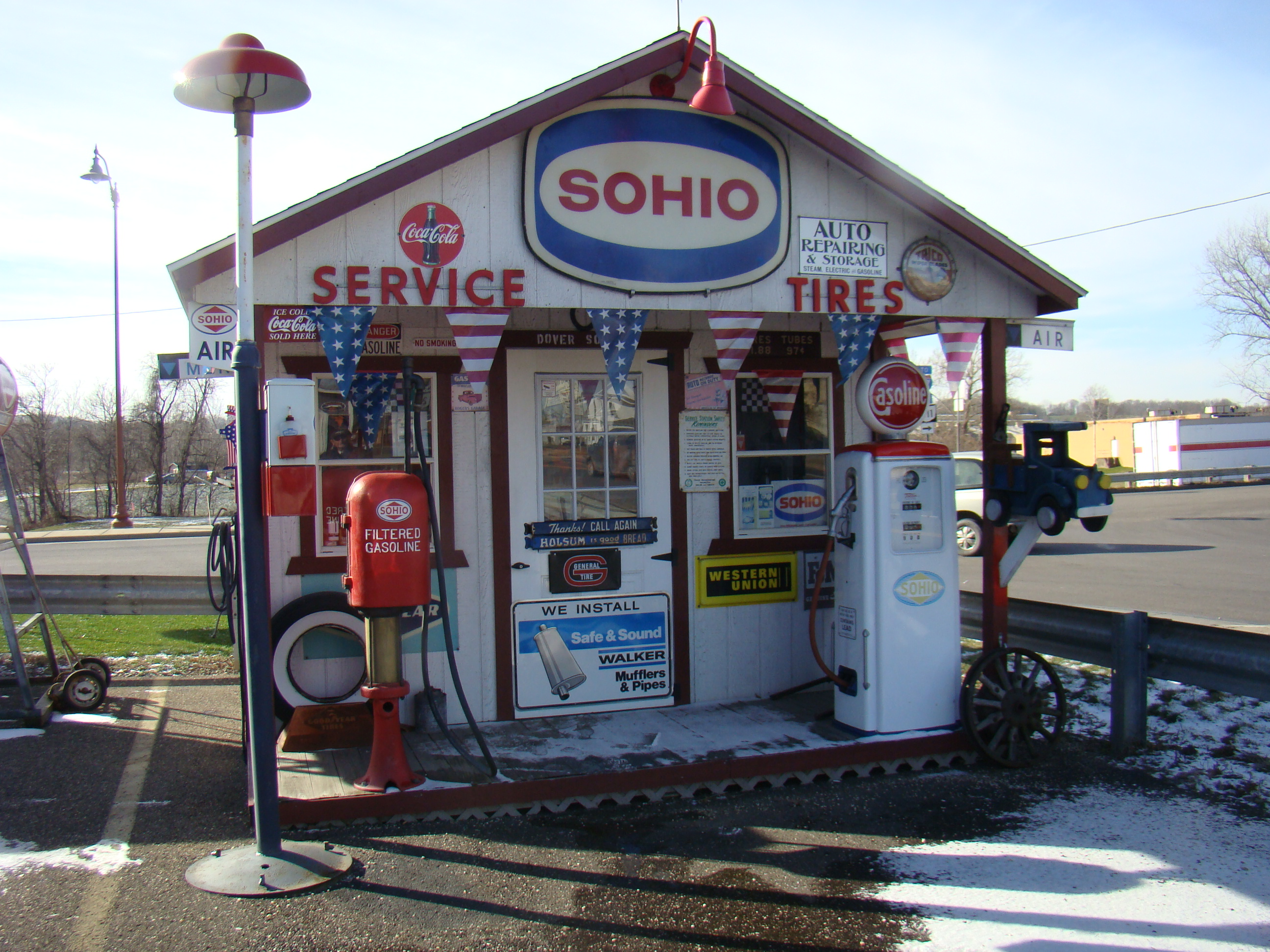 History - remembering SOHIO gas and stations | The H.A.M.B.