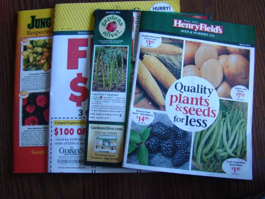 Greenhouse Catalogs