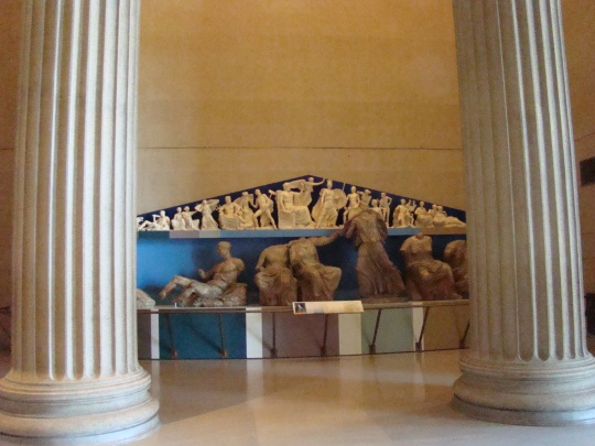 Parthenon Pediment 2