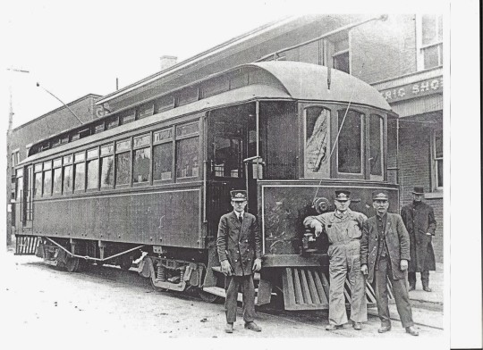 Interurban on 8th St 001