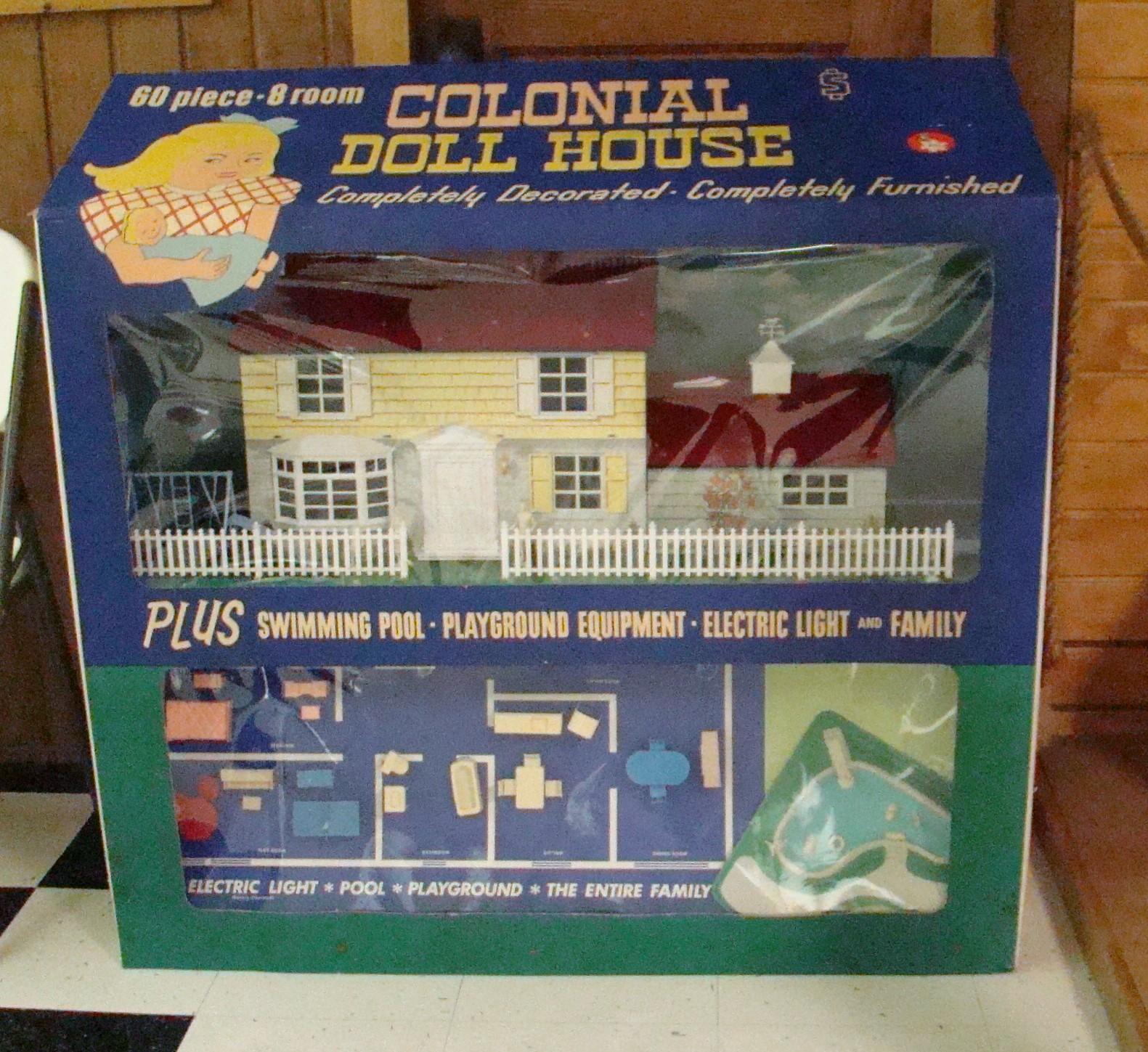 Marx Doll House 2