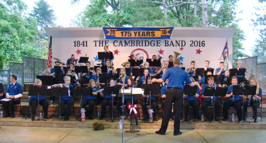 Berk Cambridge Band