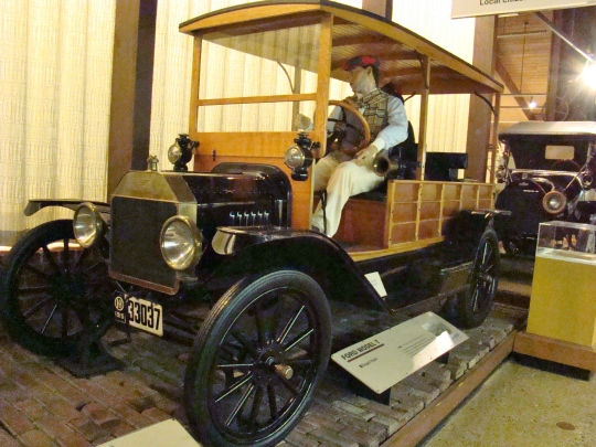 Zane Grey Model T