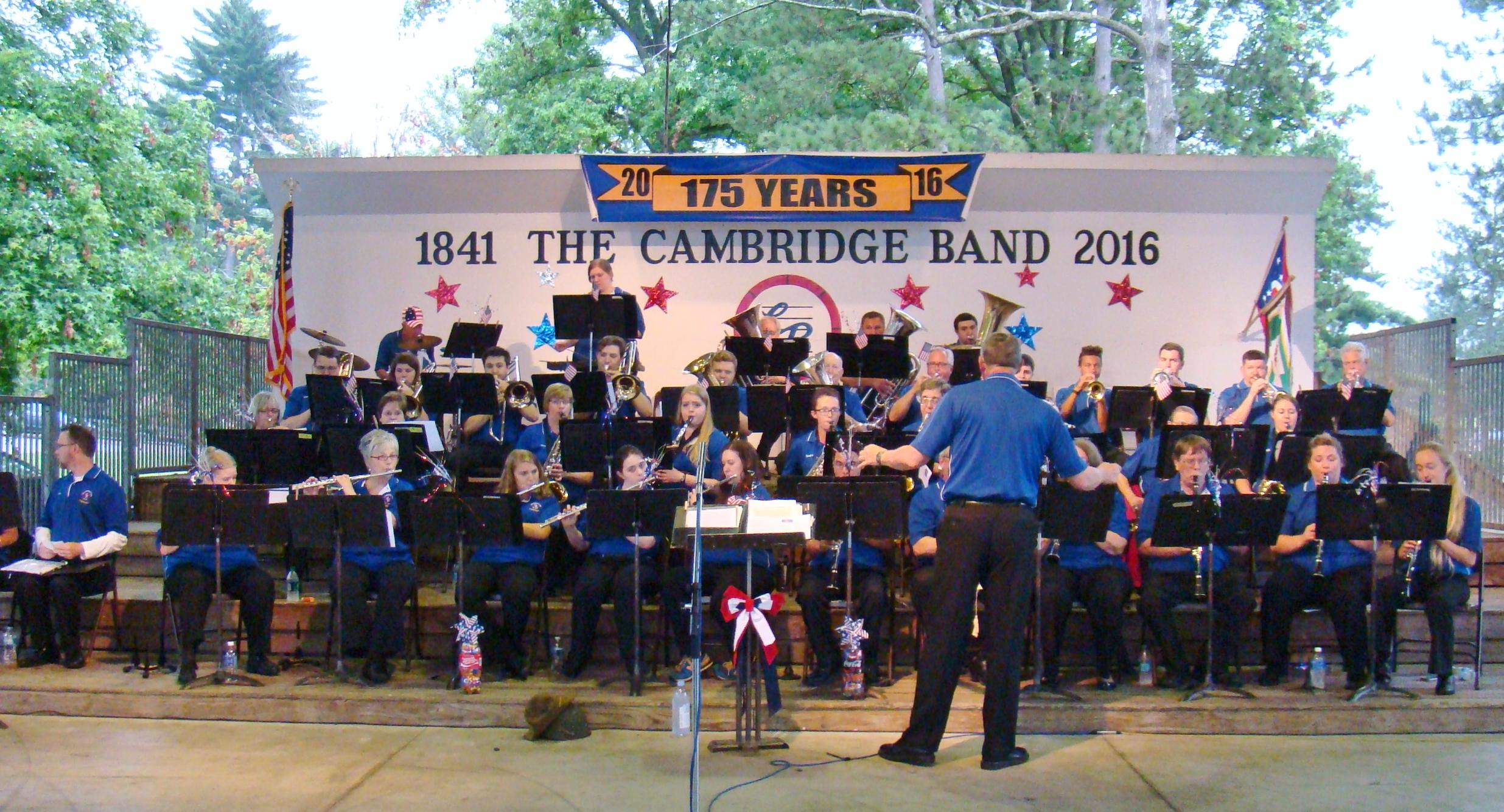 Berk Cambridge Band