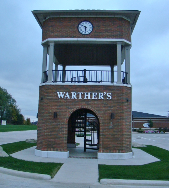 david-warther-clock-tower