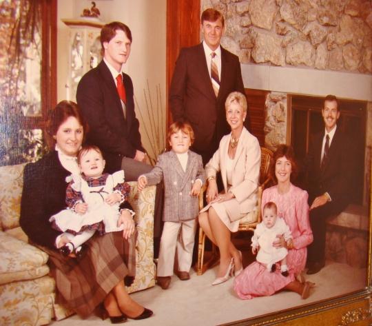 Bonnie Family Portrait