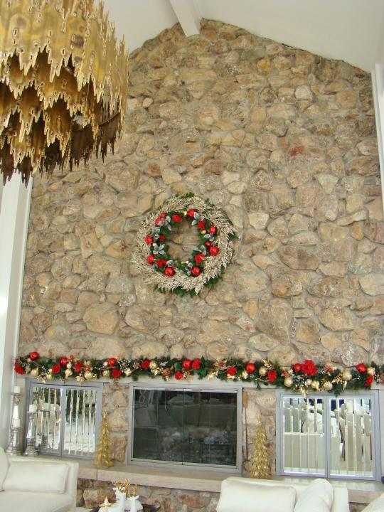 Bonnie Fireplace