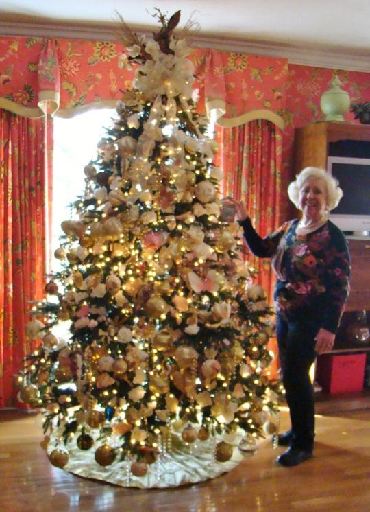 Bonnie Living Room Tree