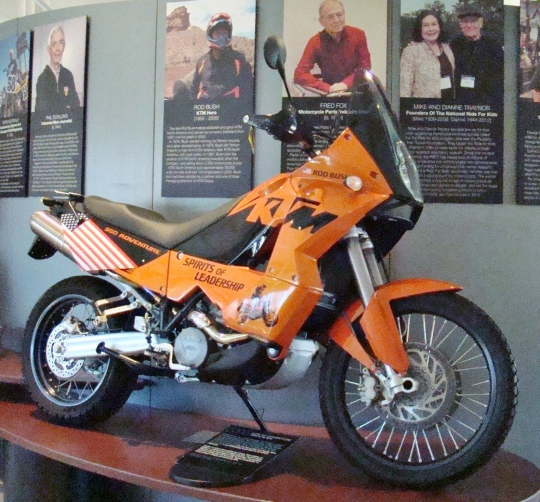 AMA Adventure bike 2