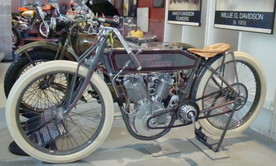 AMA Oldest Bike