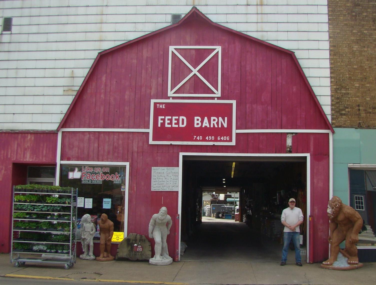 BF The Feed Barn