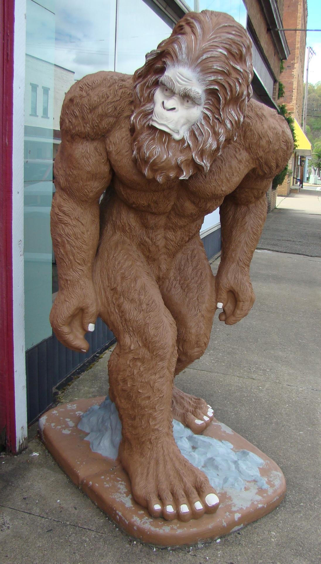 Bigfoot Newcomerstown