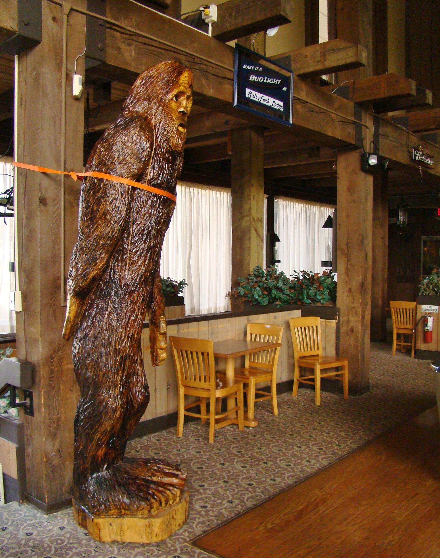 Bigfoot Salt Fork