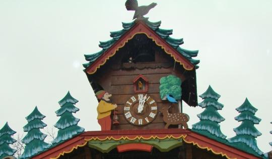 Cuckoo Cuckoo Clock