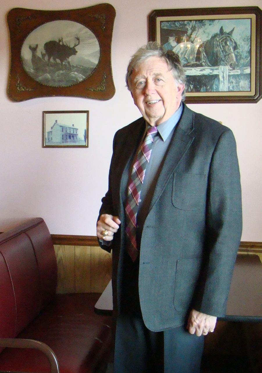 Prof. Chris Hart