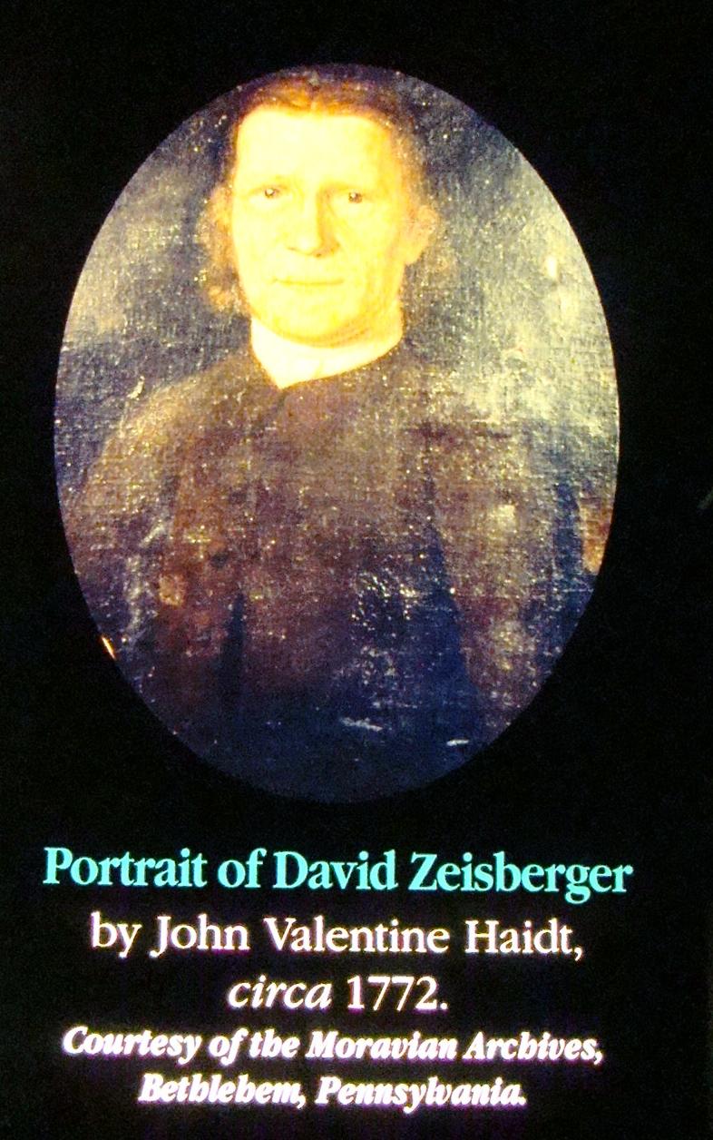 Schoenbrunn David Zeisberger