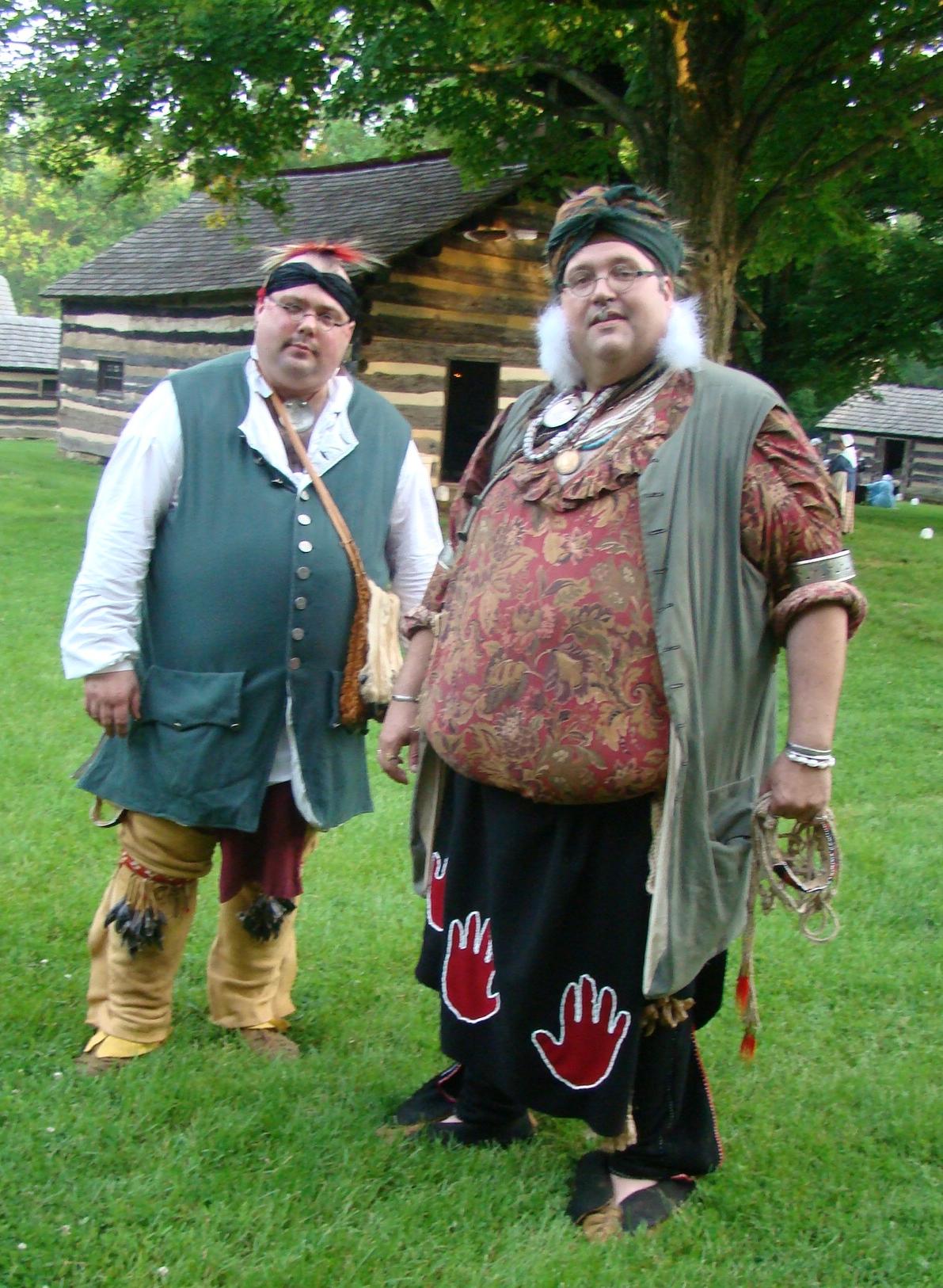 Schoenbrunn Indians