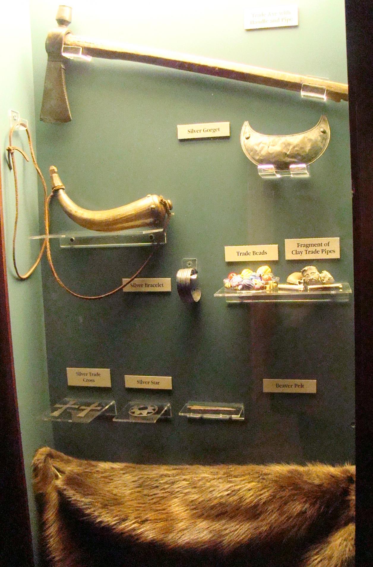 Schoenbrunn Museum Tools