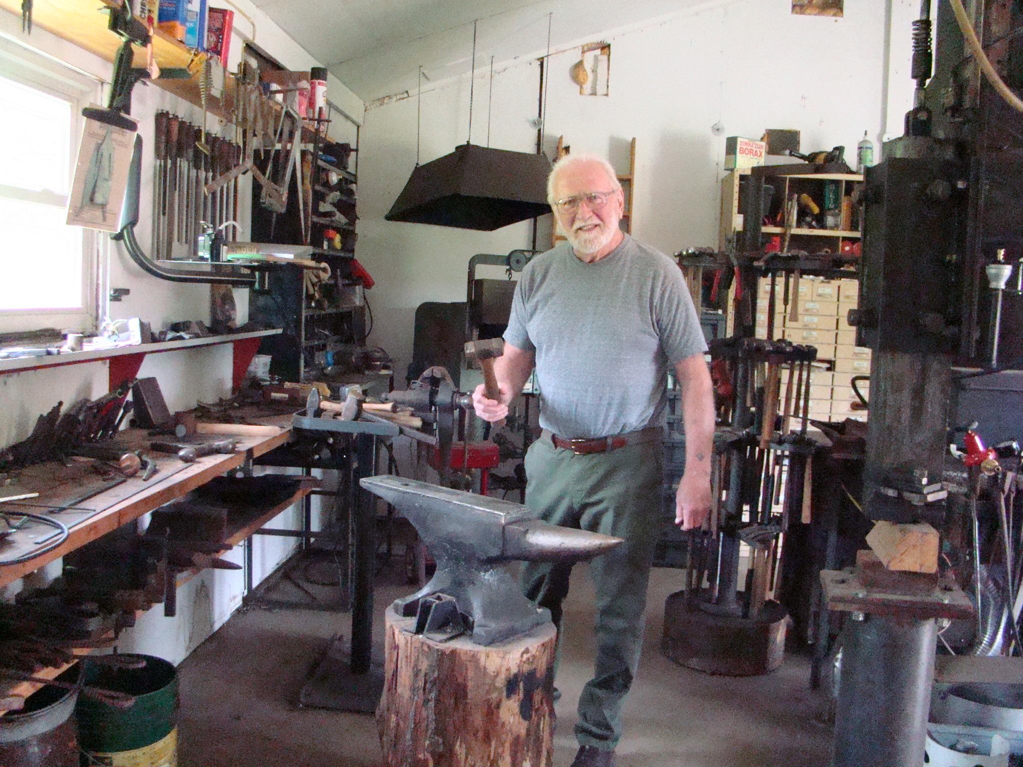 Jorgensen Blacksmith
