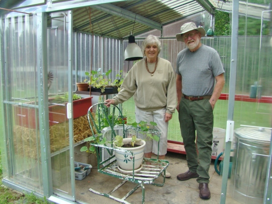 Jorgensen Greenhouse