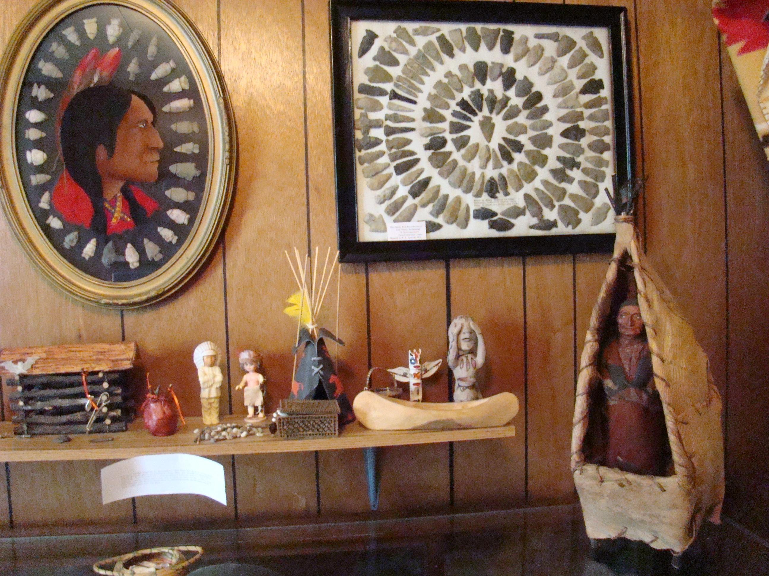 Temperance Tavern Delaware Indians