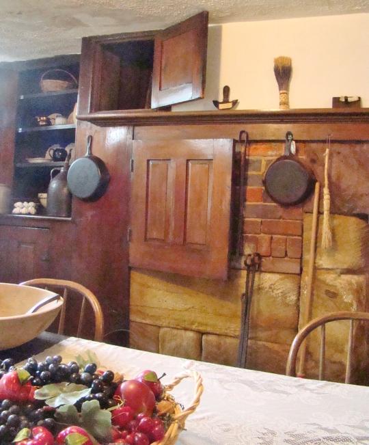 Temperance Tavern Oven