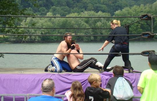 Fly Sistersville Wrestling 2