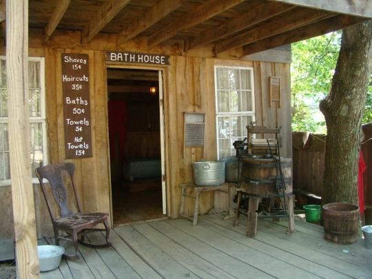Dogwood Bathhouse