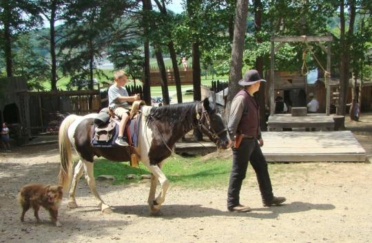Dogwood Pass Horseback Ride