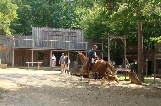 Dogwood Pass Sheriff