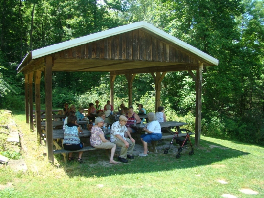 Kennedy Picnic Shelter