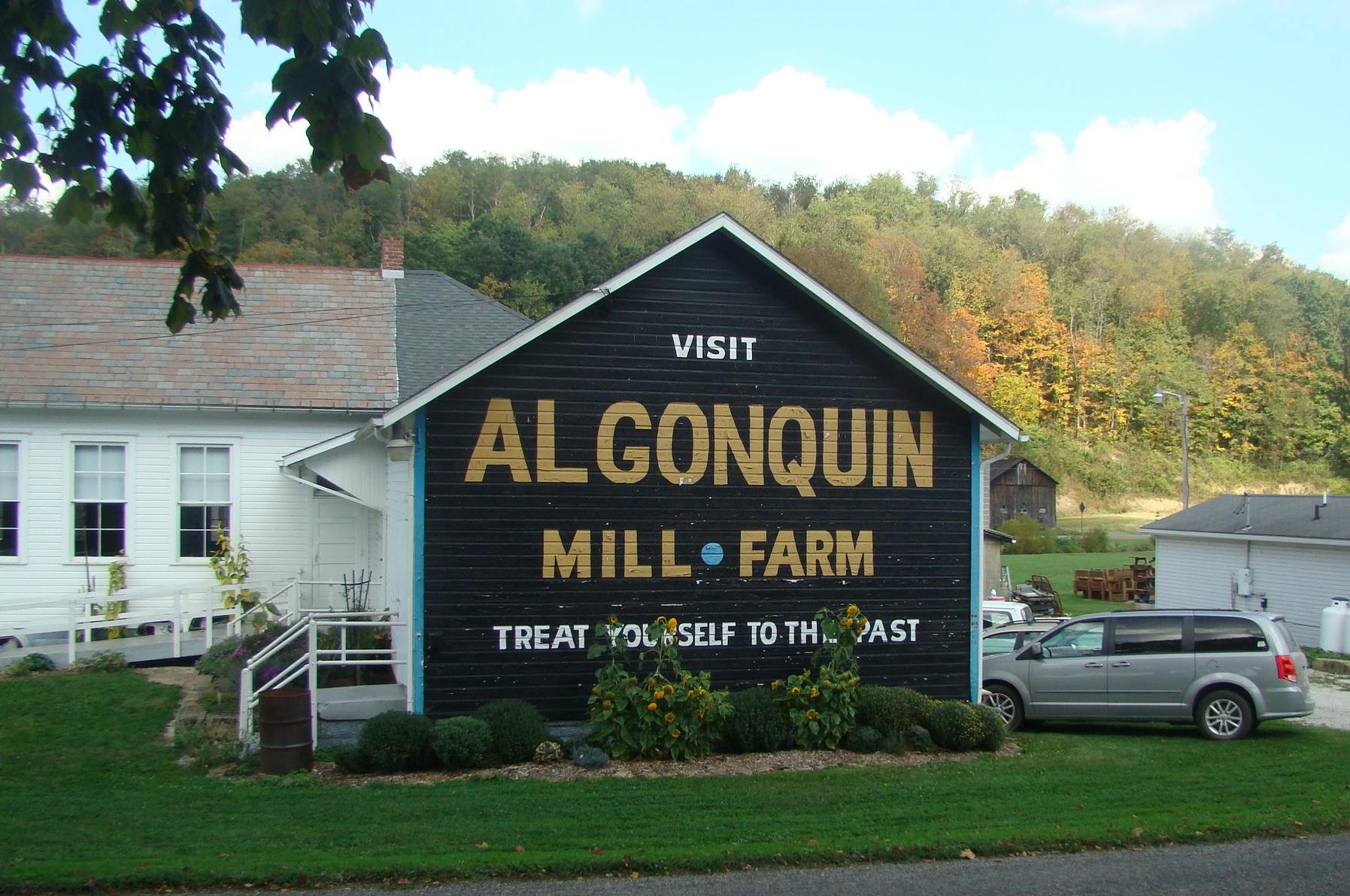 Algonquin Mill Barn