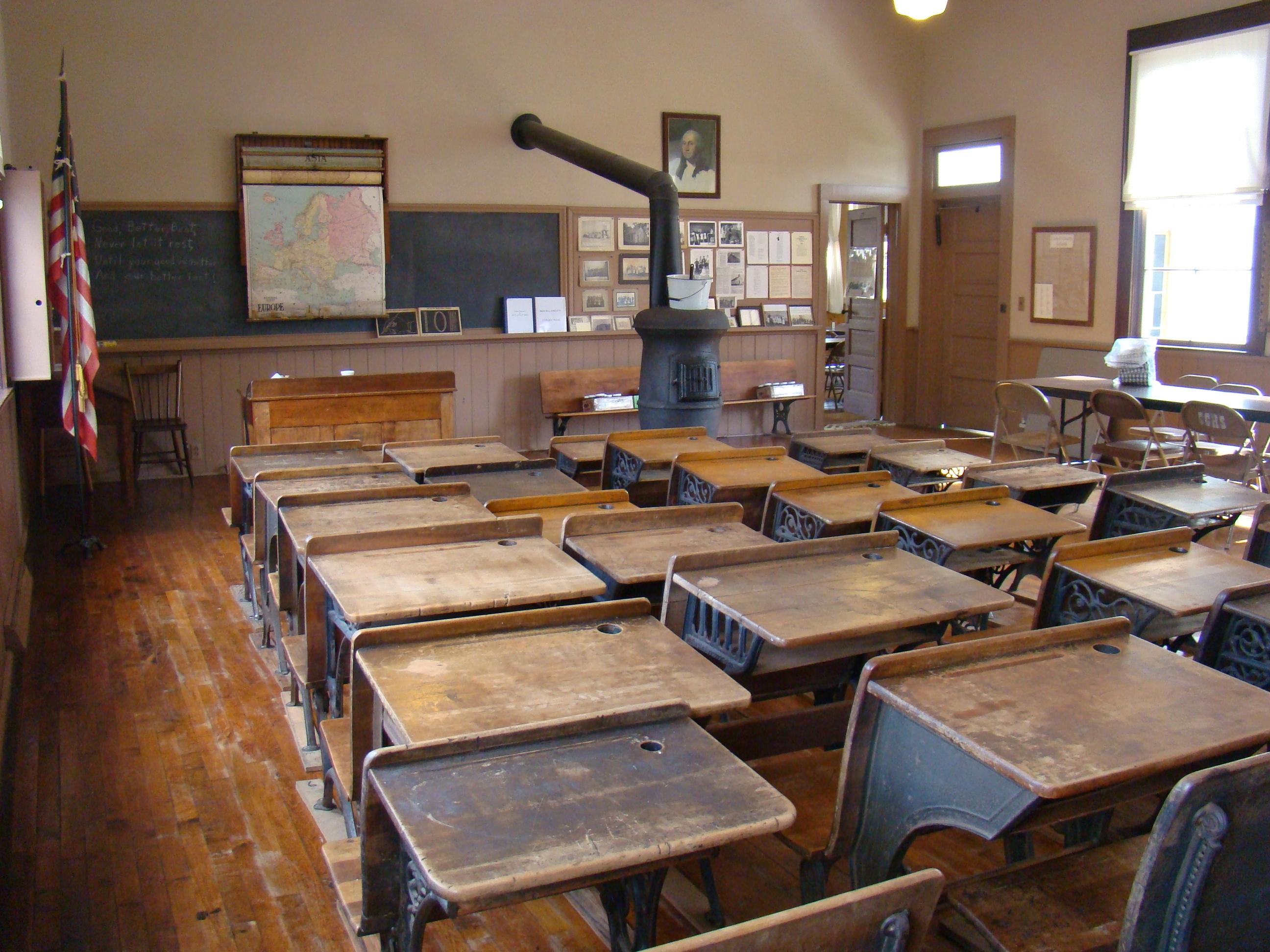 Algonquin School 2