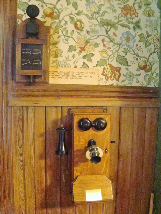 Barnesville Butler's Bell
