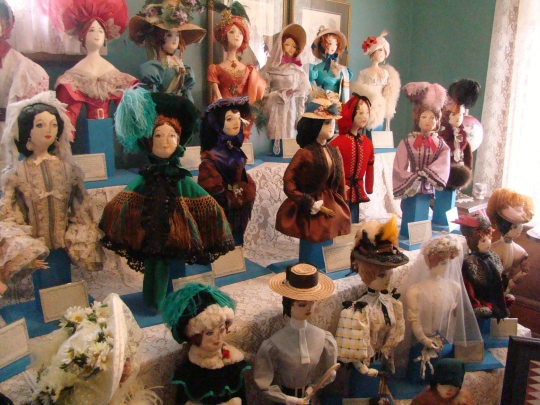 Barnesville Doll Collection