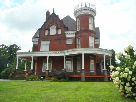 Barnesville Mansion