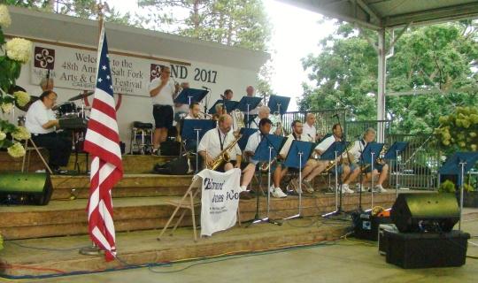 Cambridge H S Jazz Band