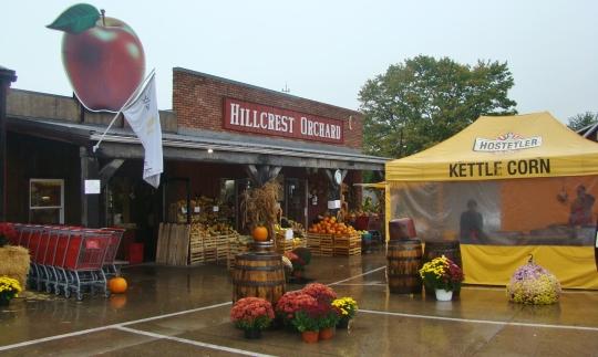 Hillcrest front