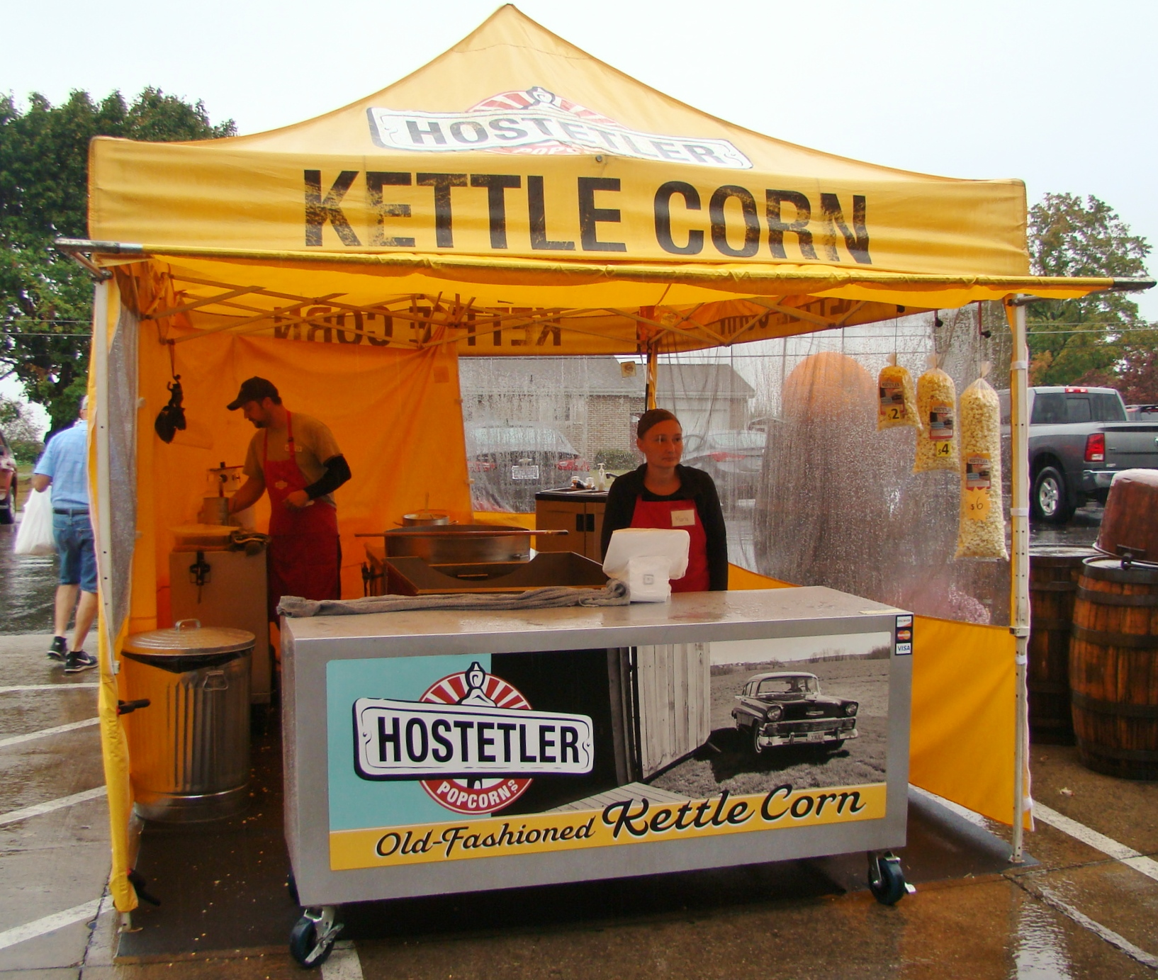 Hillcrest Kettle Corn