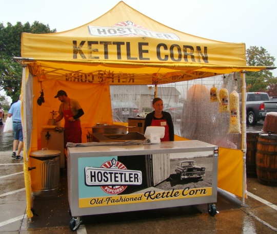 Hillcrest Kettle Corn