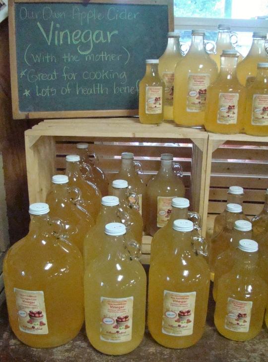 Hillcrest Vinegar
