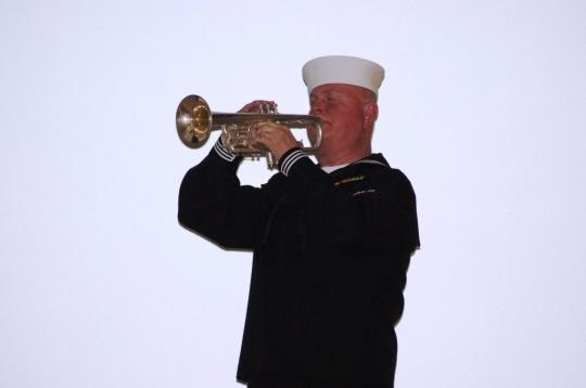 Jim Gibson Veterans Day Program North Elementary 2015