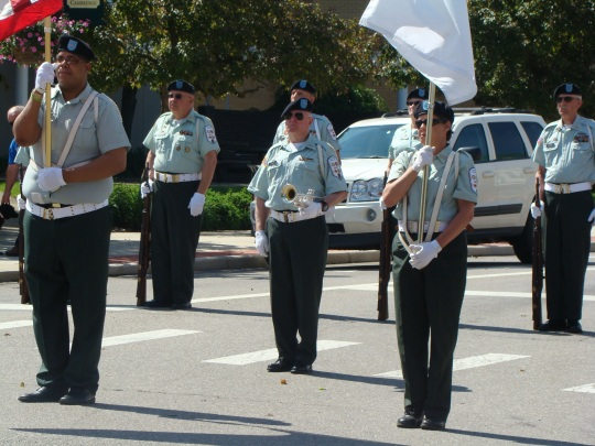 Jim Honor Guard