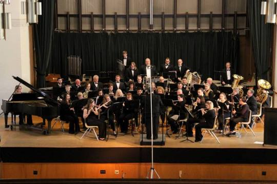 Jim Muskingum Valley Symphonic Winds