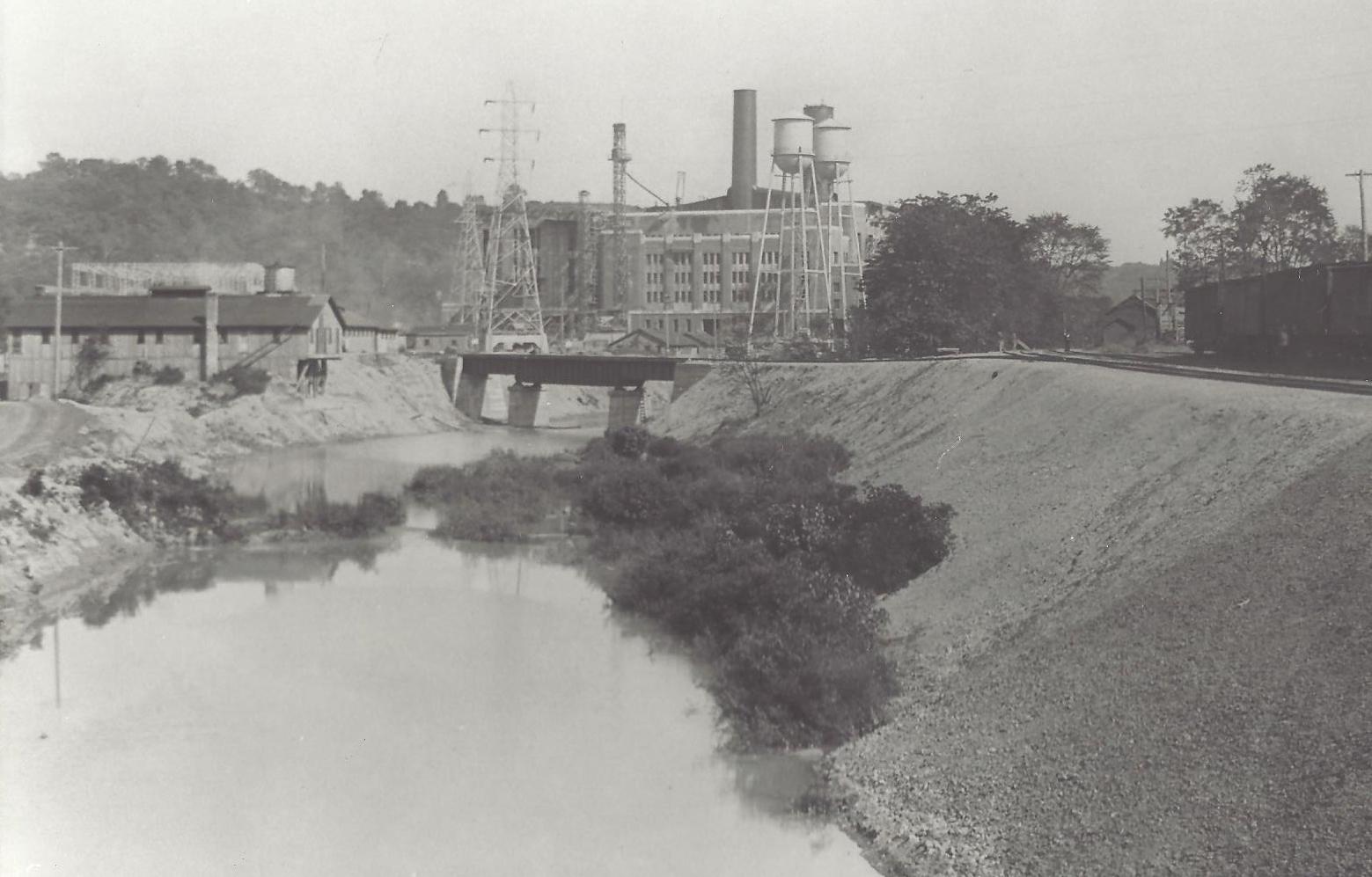River Ohio Power Plant 1923 001 (2)