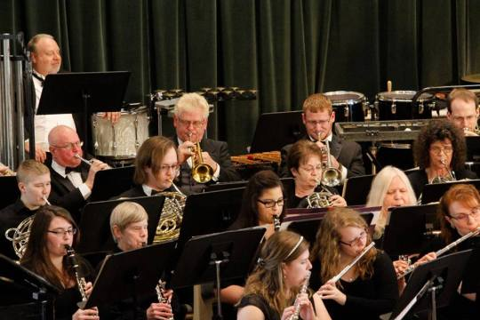 Jim Symphonic Winds