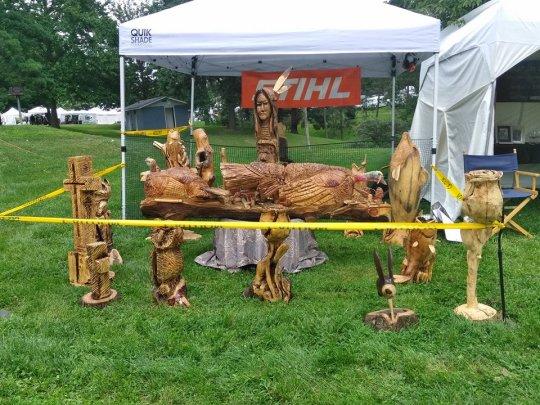 Salt Fork Arts And Crafts Festival