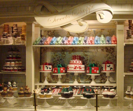 Sweet Shoppe Window