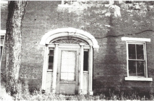 Door of Penn Tavern 001